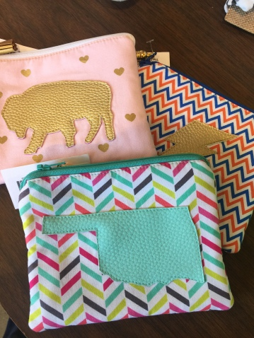 Sewing with Squeak pouches